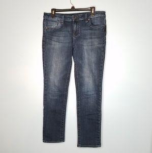 Kut from the Kloth straight leg Jean's